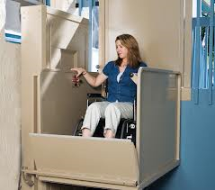 wheelchair elevators